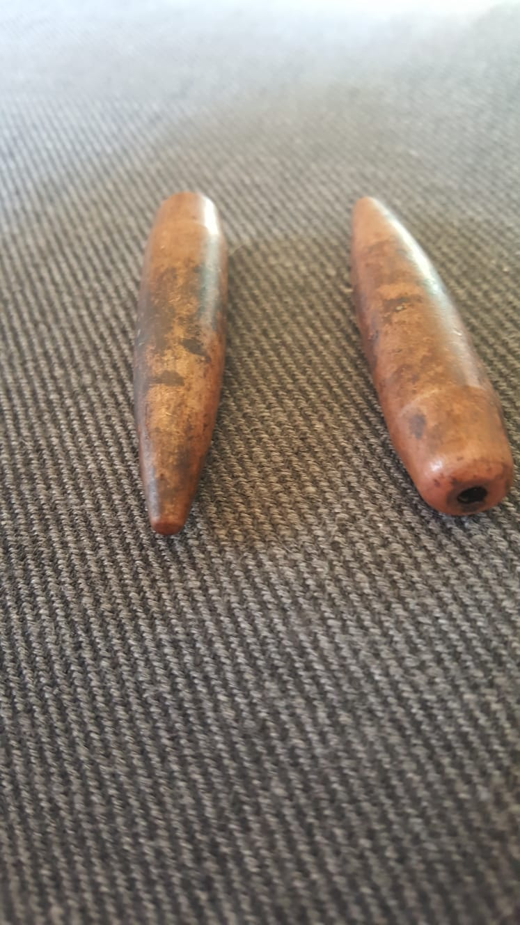 Mais pour quelle munition, ces projectiles ! ? Projec10