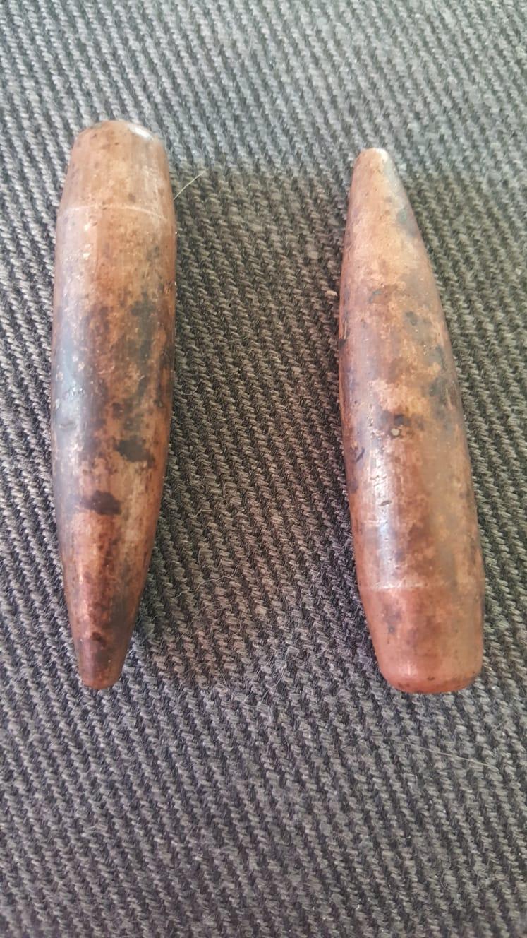 Mais pour quelle munition, ces projectiles ! ? Projec11
