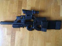 Custom P90 Custom15
