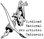 Le Syndicat National des Artistes Tatoueurs (S.N.A.T) Logo_s10