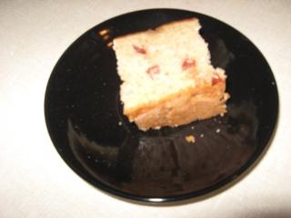 Pain(gâteau) à la compote de pommes et aux canneberges Img_1735