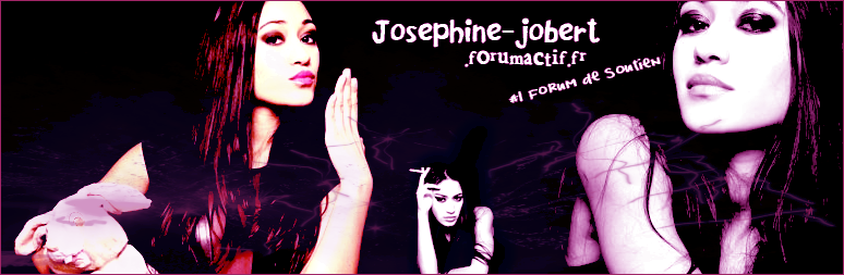 Joséphine Jobert - Forum