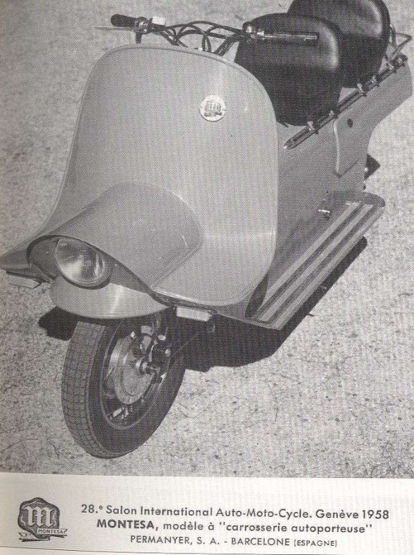 SCOOTER MONTESA Scoote10