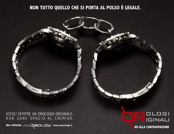 CONTREFAÇON HORLOGÈRE : une superbe campagne italienne Assoro10