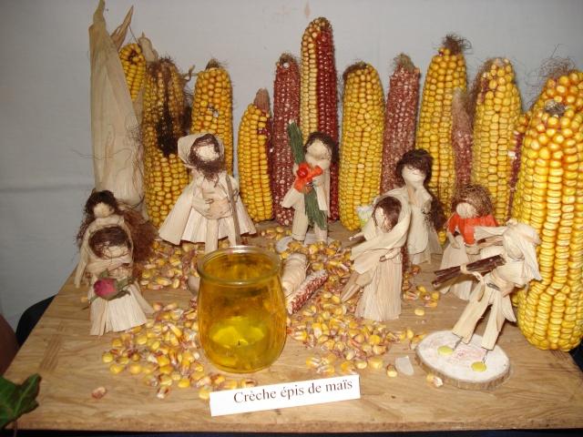 exposition de creches à Donzy 58 Crech130