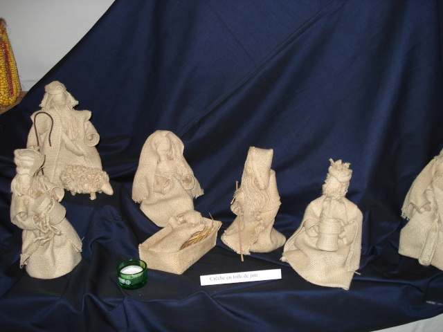 exposition de creches à Donzy 58 Crech153