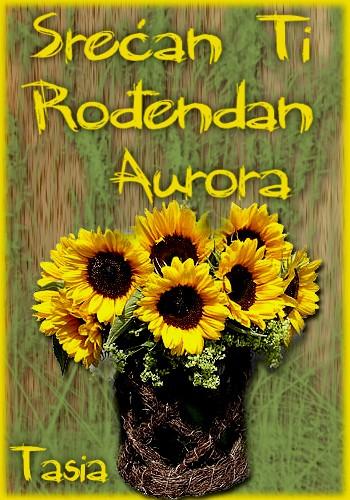 Aurora, sreæan roðendan Aurora10