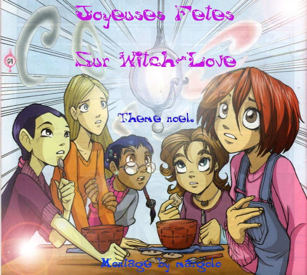 Witch-love!