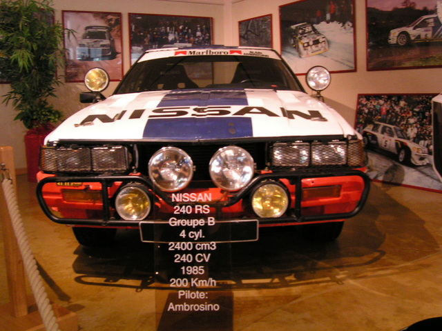 NISSAN 240RS... Pict0210
