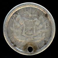 Guatemala, 1 Real, 1866 Carrer11