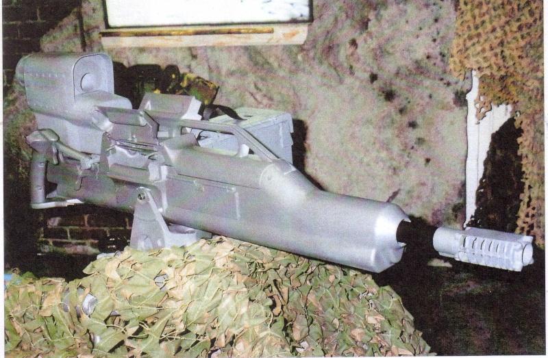 La mitrailleuse Américaine XM307 Sans_t18