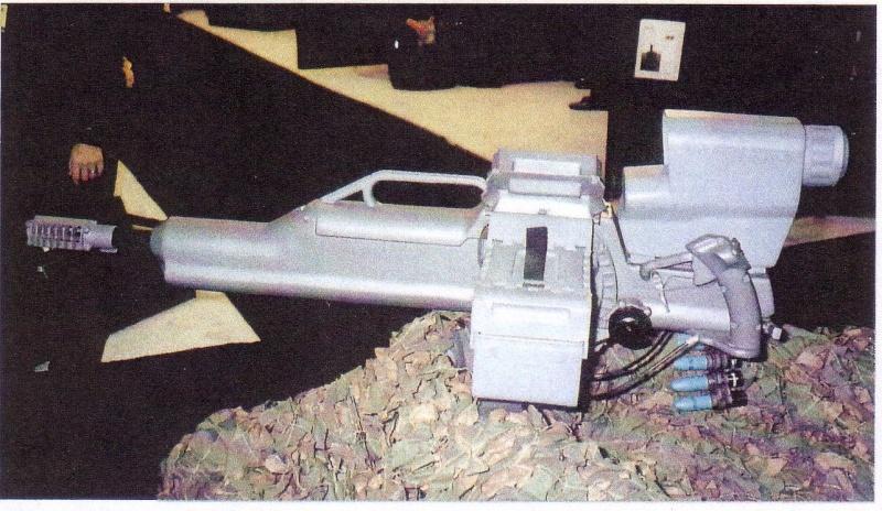 La mitrailleuse Américaine XM307 Sans_t19