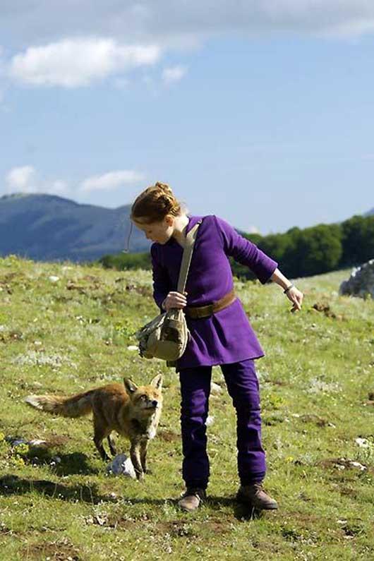 Le renard et l'enfant Renard12