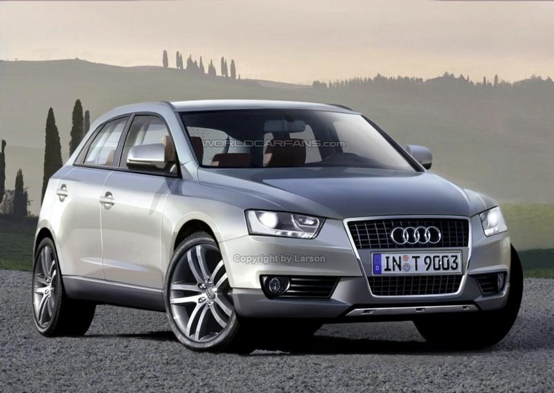 2011 - [Audi] Q3 90712011