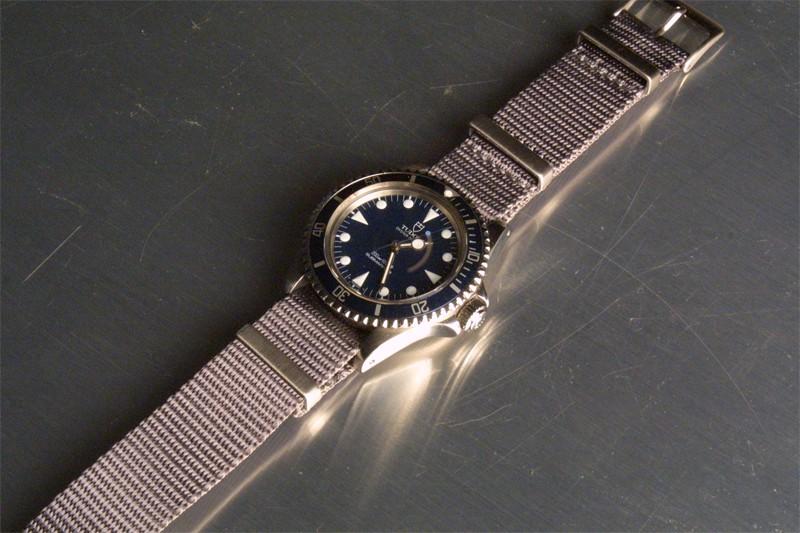 Rolex Vintage et Nato ! Sub310