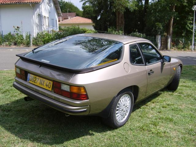 Porsche 944 turbo (et ex 924) S6000613