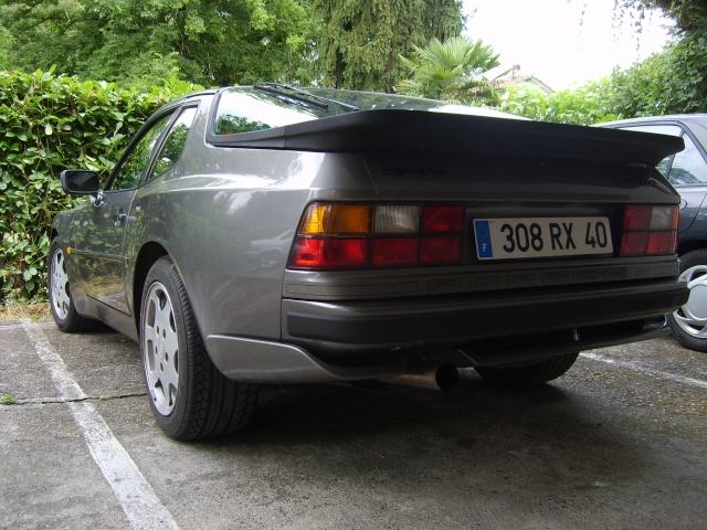 Porsche 944 turbo (et ex 924) S6001110