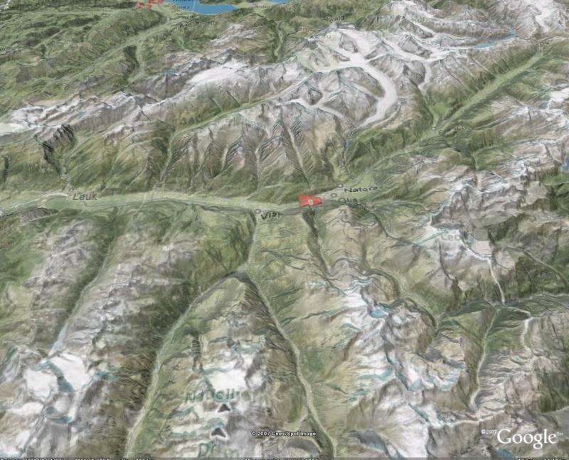 Le relief de Gmaps dans Google Earth [Surcouche / Overlay pour Google Earth] Relief10