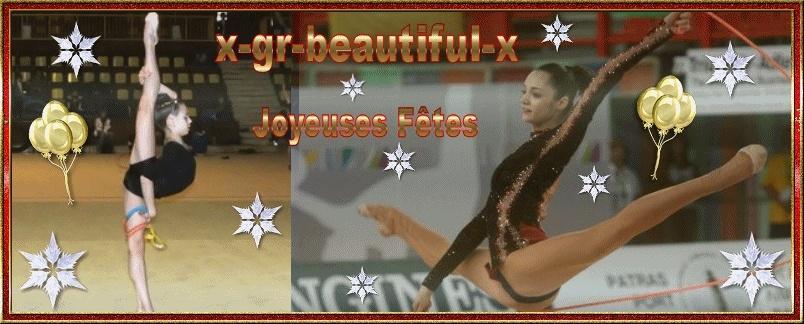 ☆ Gymnastique rythmique  ☆