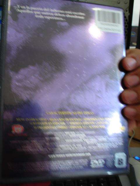Cofret dvd saint seiya Infern11