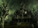 haunted houses and scenery Paper410