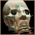 spooky graphics Skull210