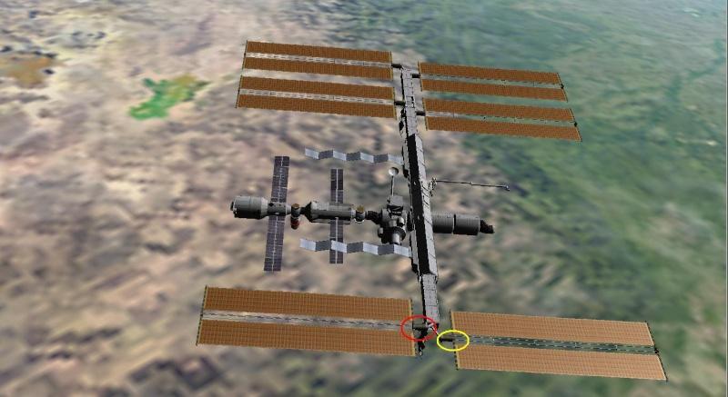 [ISS] Panneaux solaires - Page 4 Gimble12