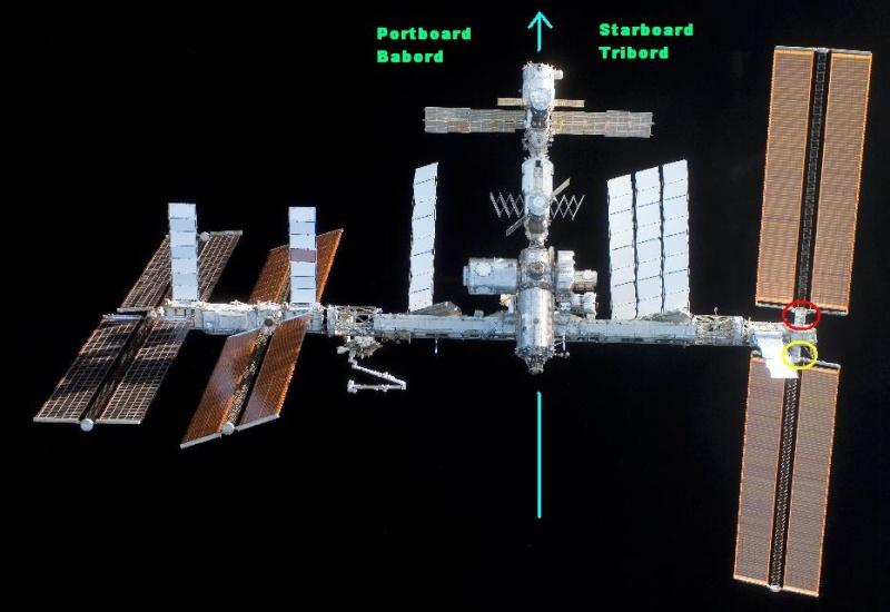 [ISS] Panneaux solaires - Page 4 Gimble15