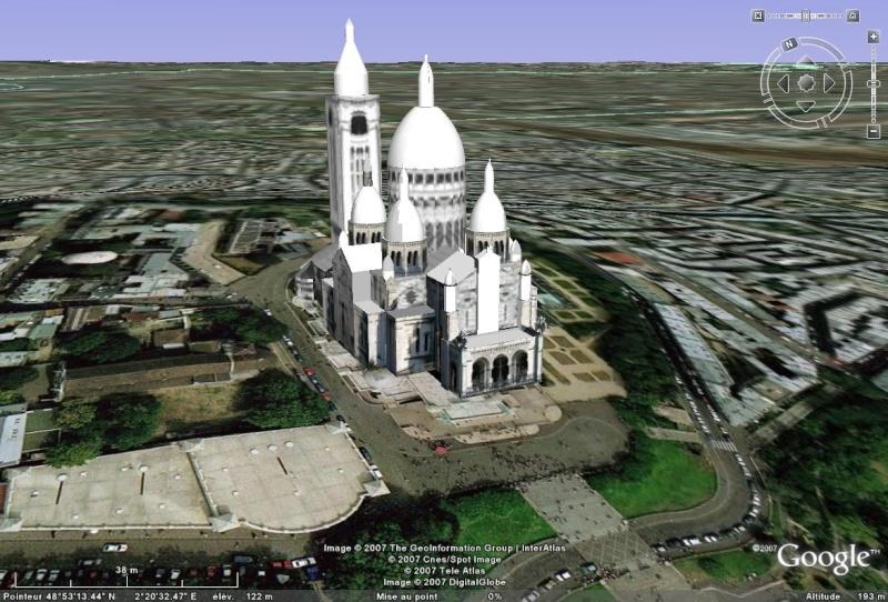 Bâtiments 3D avec textures - PARIS et Région parisienne [Sketchup] - Page 5 Le_sac10