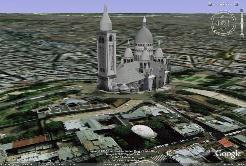 Bâtiments 3D avec textures - PARIS et Région parisienne [Sketchup] - Page 5 Le_sac11