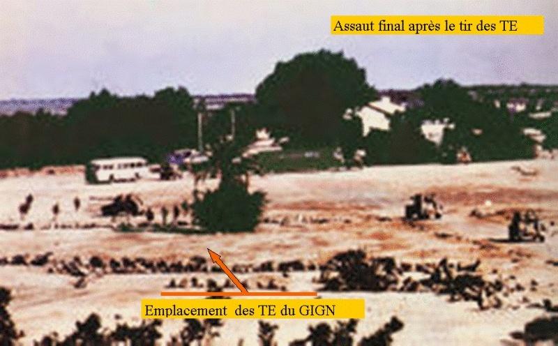 Prise d'otages Loyada Djibouti 3 Février 1976  Assaut10
