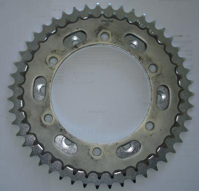 ROZETA (zadne retazove koleso) 47 zubova R10