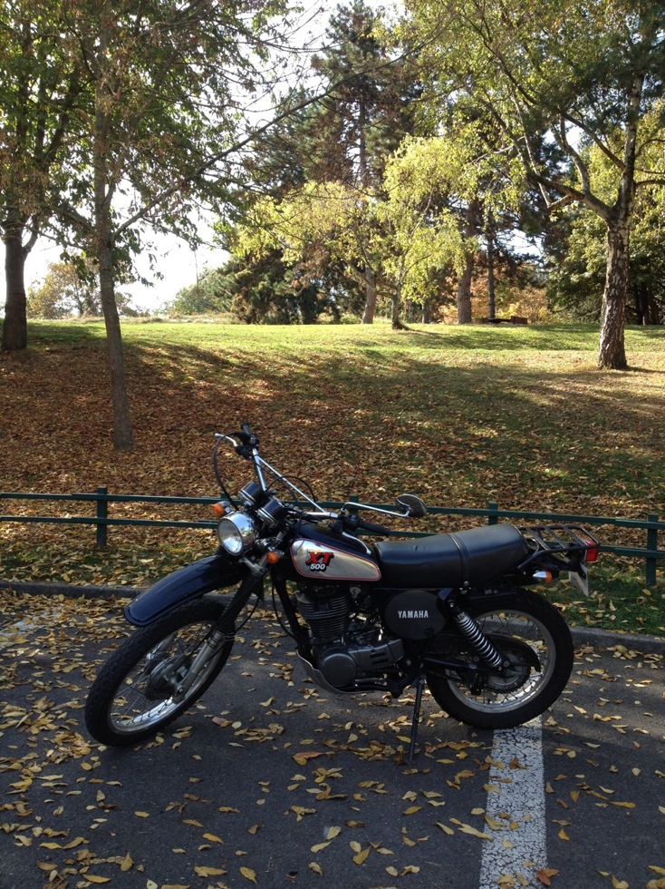 Mes autres motos 121