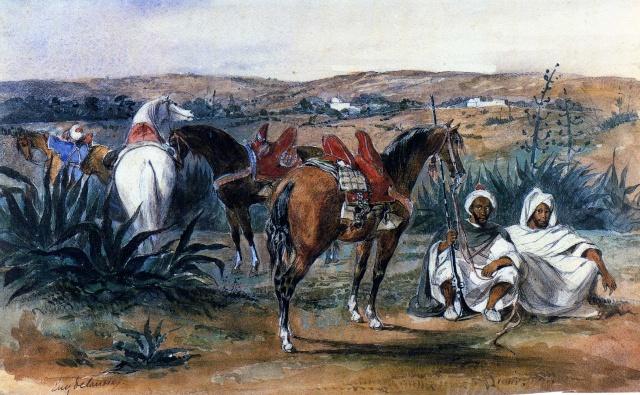 Les Peintres Orientalistes 1 Eugene12