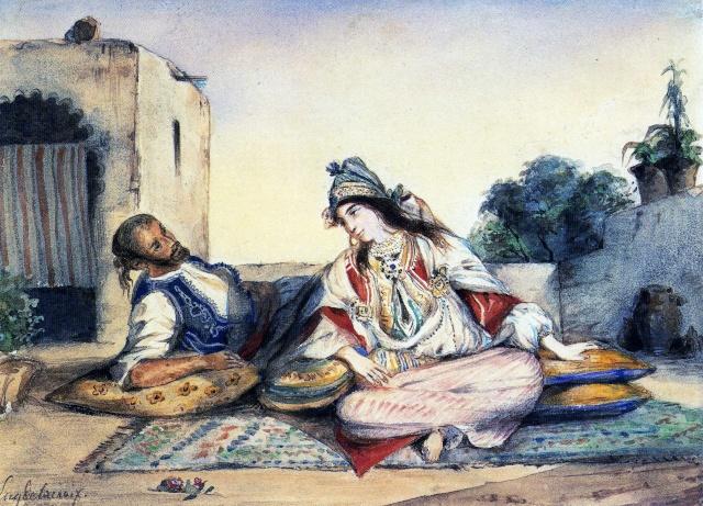 Les Peintres Orientalistes 1 Eugene13