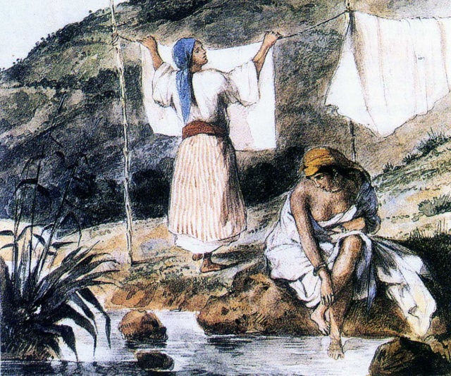Les Peintres Orientalistes 1 Eugene15