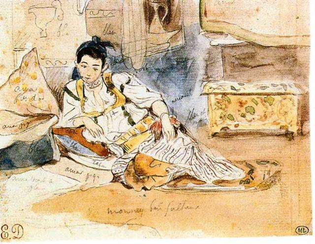 Les Peintres Orientalistes 1 Eugene16