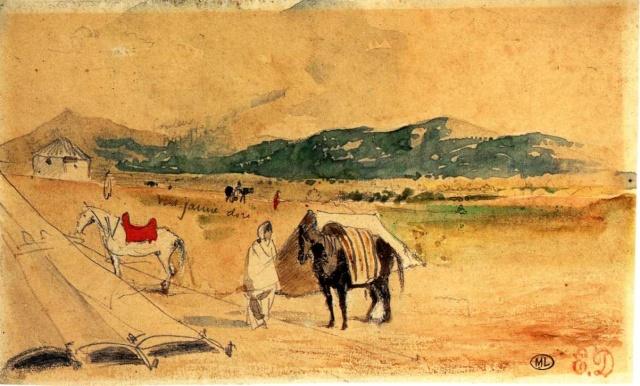Les Peintres Orientalistes 1 Eugene17