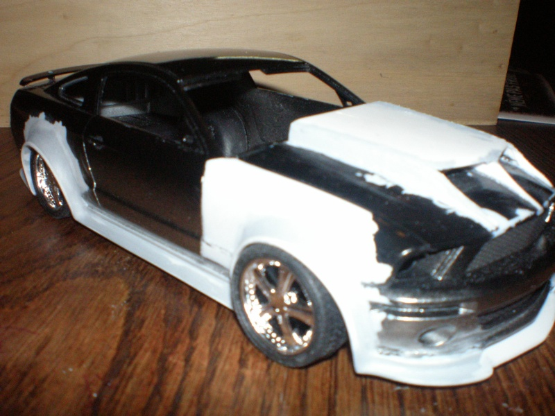 shelby gt 500 revell Pa190910