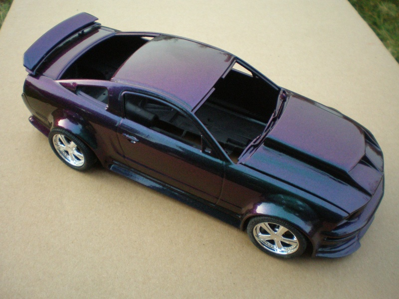 shelby gt 500 revell Pa220911