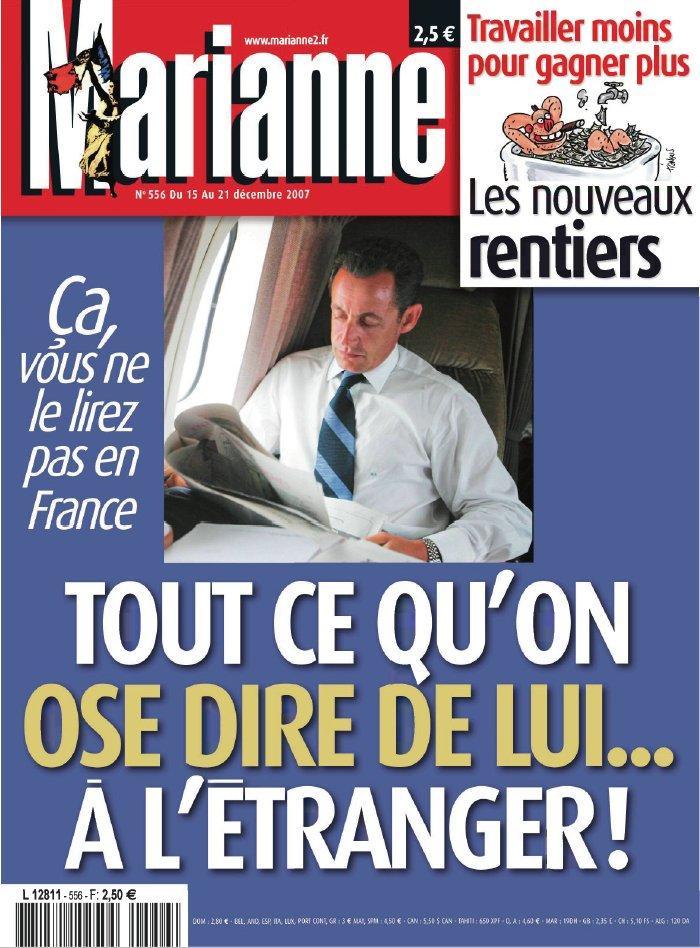[Sarkozyland] Toutes les déclarations, critiques, bourdes (chapitre 2) - Page 4 548311