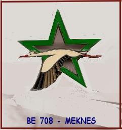 La B.A. de Meknès et les autres Bases du Maroc Be_70810