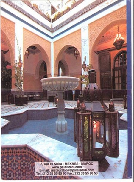 Meknès, la Ville Ancienne et les 2 Mellahs 1 Didi210