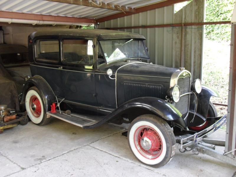 Ford A woody non mais Tudor - Page 7 Photo_58