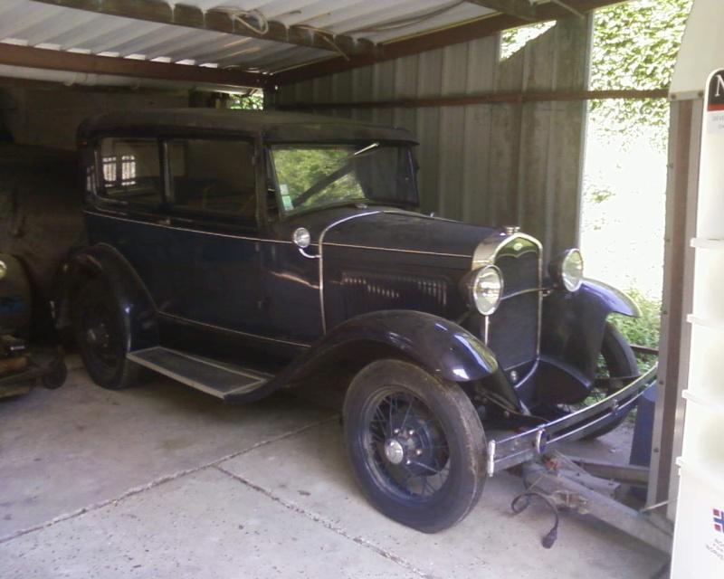 Ford A woody non mais Tudor - Page 6 Photos17