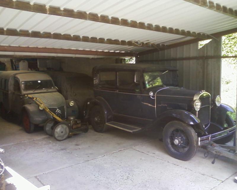 Ford A woody non mais Tudor - Page 6 Photos18