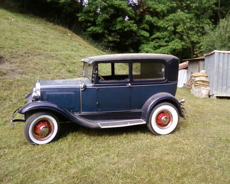Ford A woody non mais Tudor - Page 7 Photos21