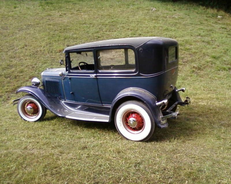 Ford A woody non mais Tudor - Page 7 Photos22