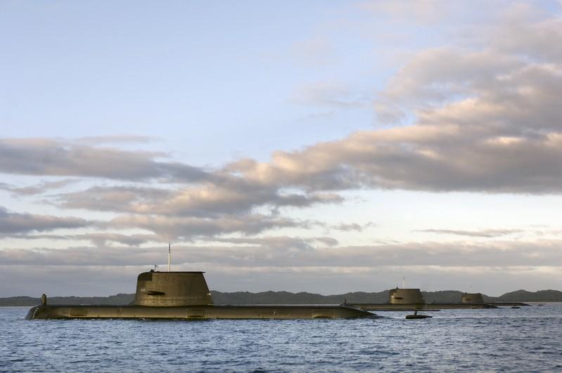 Australian Navy - Marine Australienne 20071210
