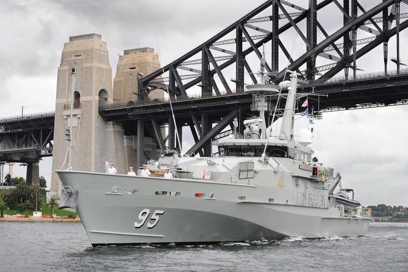 Australian Navy - Marine Australienne 20071212